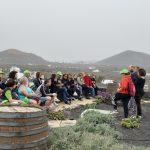 Visita Erasmus + Viticultura